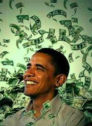 Obama-with-money