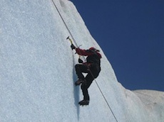 climbing-an-ice-wall