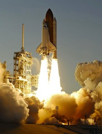 SpaceShuttleAtlantis-Launch