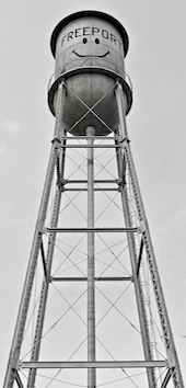 Freeport Water Tower 2