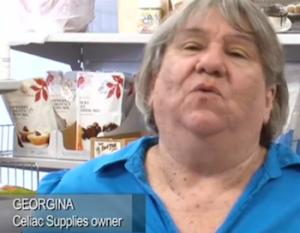 Georgina of Celiac Supplies
