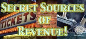 theBigRocks Secret Sources of Revenue Banner