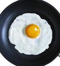 Fry an egg. Croppedjpg