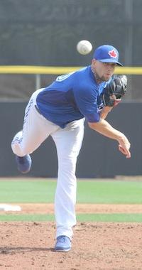 Speedball-pitcher