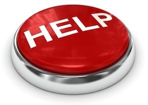 red-help-button