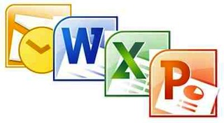 Outlook-Word-Excel-PPT Logos