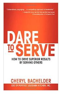 Dare to Serve Book Cover