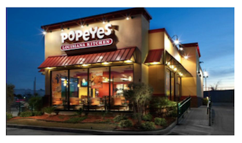 Popeyes location