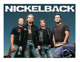 theBigRocks Nickelback